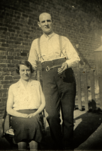 Doris and Alf Ingram